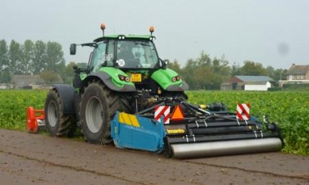 IMANTS - Máquinas para mobilização e desinfeção de solos