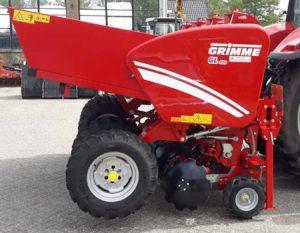 Plantador de batatas Grimme GL420